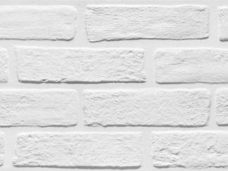 White Brick Wall Tiles