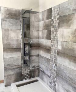 Poseidon Grey Shower