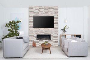 Woodmania Natural Fireplace